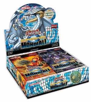 Yu-Gi-Oh, World Superstars, 1 Display (24 boosters)