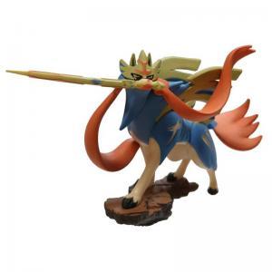 Pokémon Zacian plastic figure (not a toy)