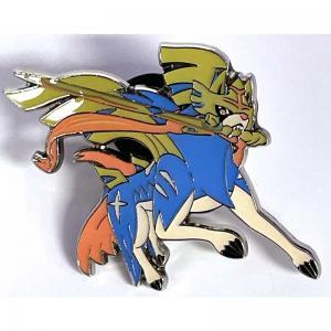 Pokémon Zacian Pin