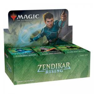 Magic, Zendikar Rising, Draft Booster Display