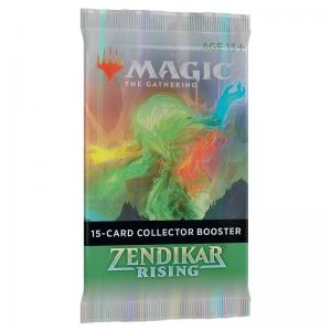 Magic, Zendikar Rising Collector Booster, 1 Booster