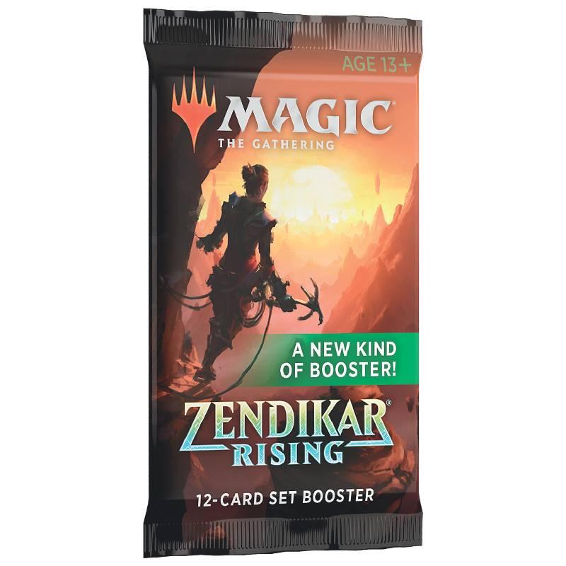 Magic, Zendikar Rising, 1 Set Booster