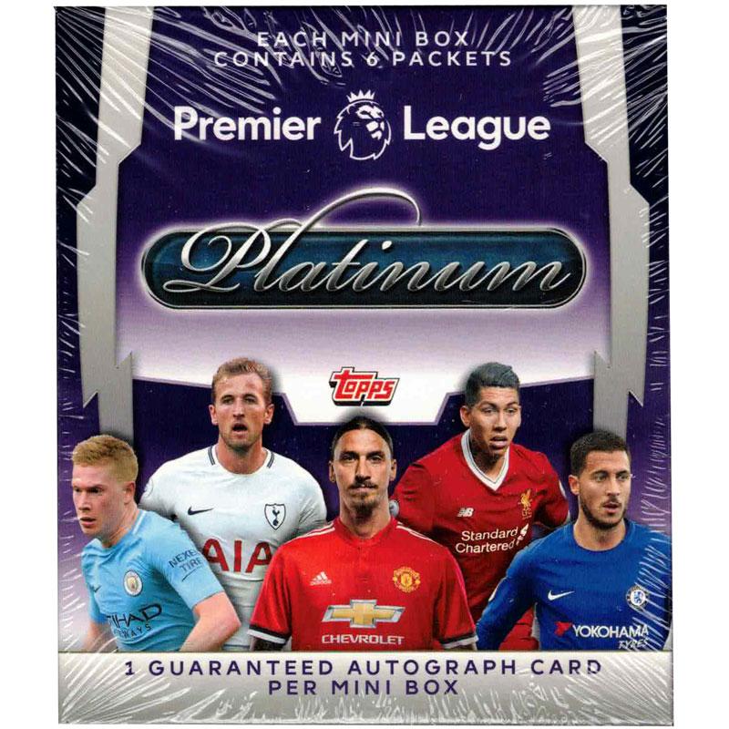 Topps Premier League Platinum Base Cards Complete Your Collection