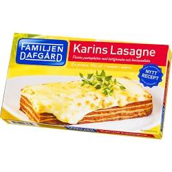 karins lasagne recept