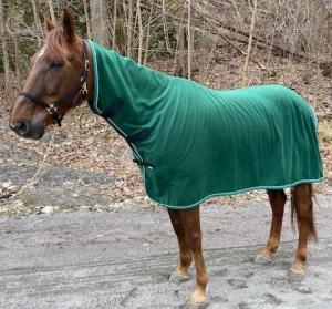 Fleecetäcke med hals Custom