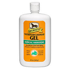 Absorbine Liniment Gel 340g