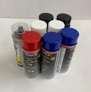 Bättringsfärg sprayburk till vagnar