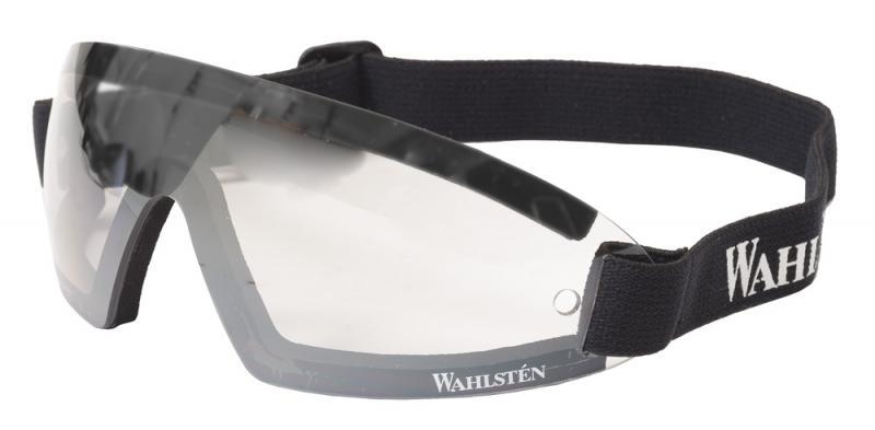 Körglasögon med resår