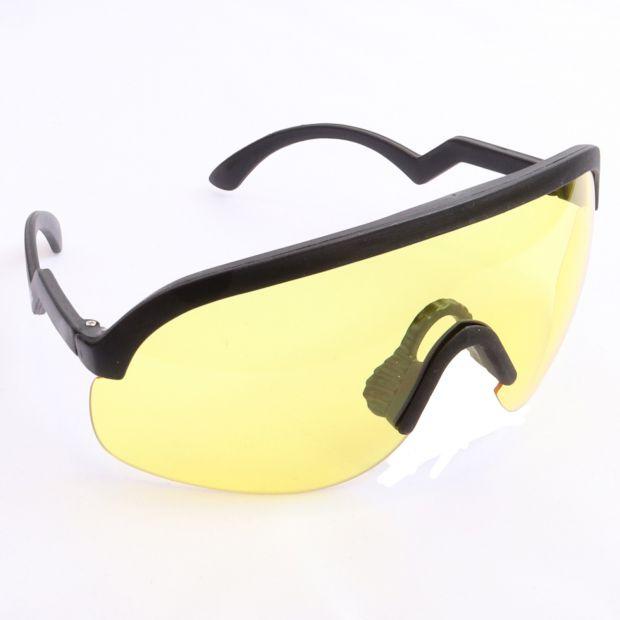 Körglasögon med nässkydd stor modell