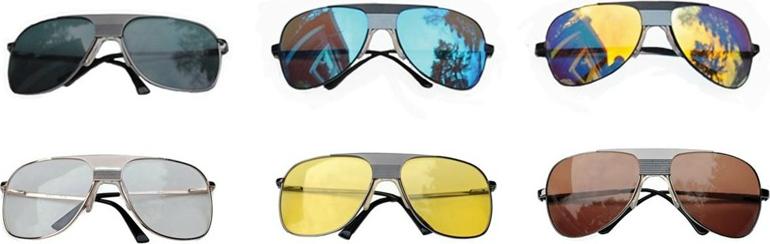 Körglasögon Trotting Frame