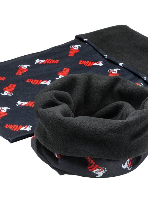 Mira tubscarf med fleece