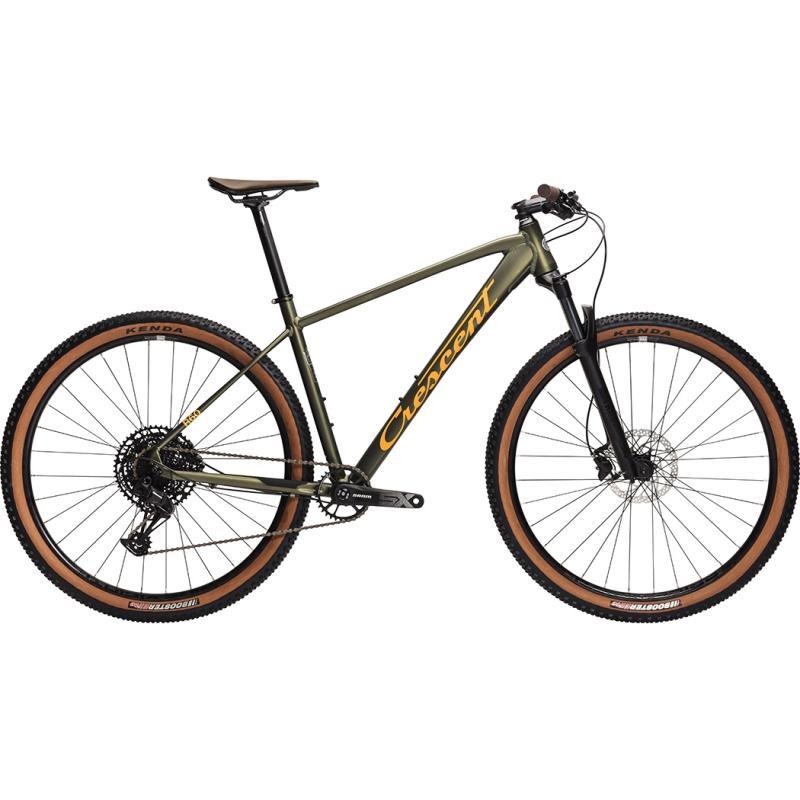 Crescent Rask R60 29 38cm mossgrön