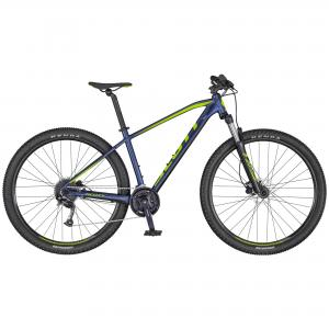 Scott Aspect 750 dk.blue/green Small