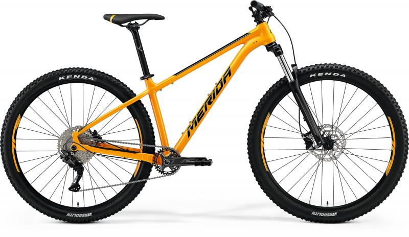 Merida Big Trail 200 orange/svart Small