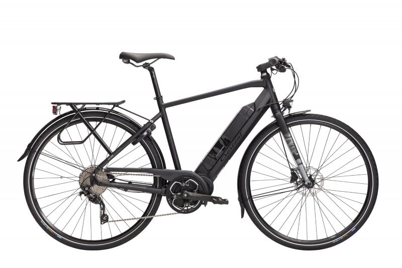 Crescent Elcykel Elton 10vxl 55cm svart
