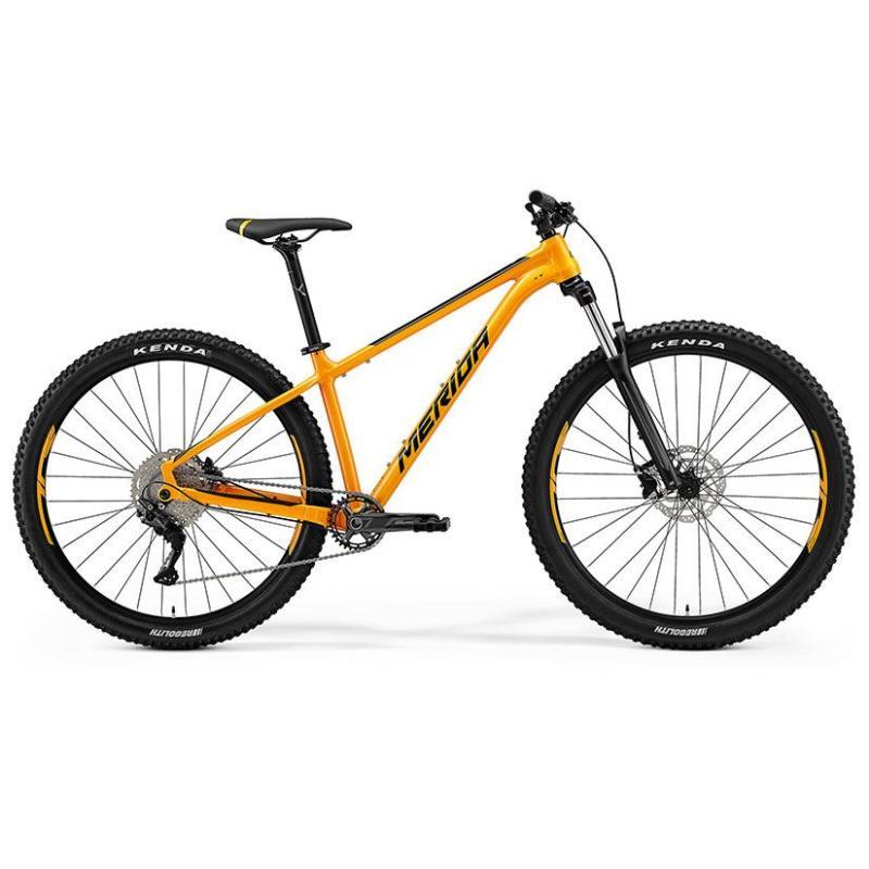 Merida Big Trail 200 orange/svart L