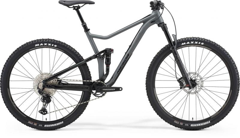 Merida One-Twenty 600 L grå/svart