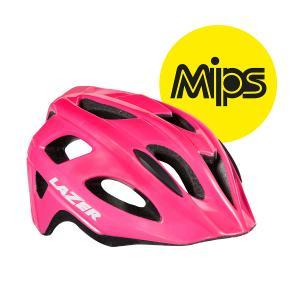 Lazer hjälm Pnut MIPS  50-56cm Rosa