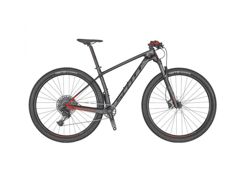 Scott Scale 940 black/red Medium