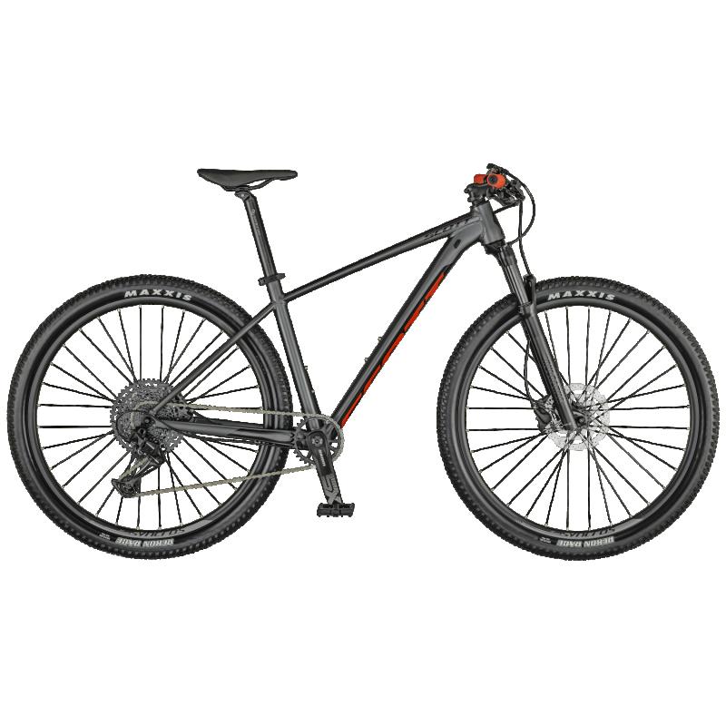 Scott Scale 970 dark grey S
