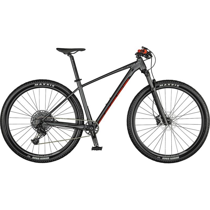 Scott Scale 970 dark grey L