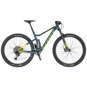 Scott Spark 950 Medium Cobalt/Gul