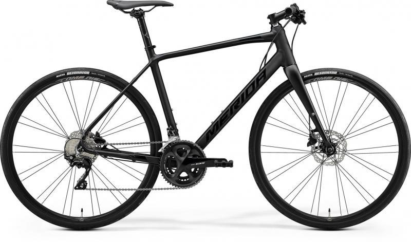 Merida Speeder 200 svart/silver M/L 54cm