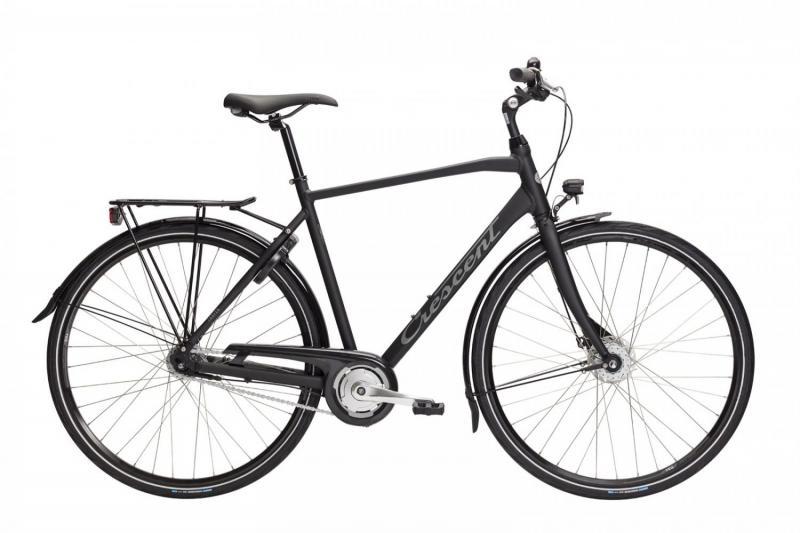 Crescent Tarfek 7vxl 62cm svart