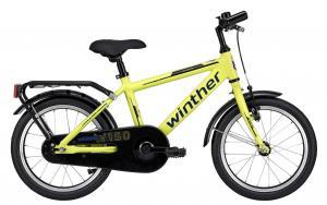 Winther 16 pojk grön