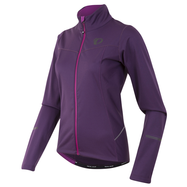 Vinterjacka Select Escape Softshell Dam Lila