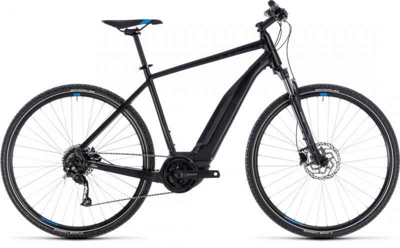 Cube Cross Hybrid ONE 400 2018