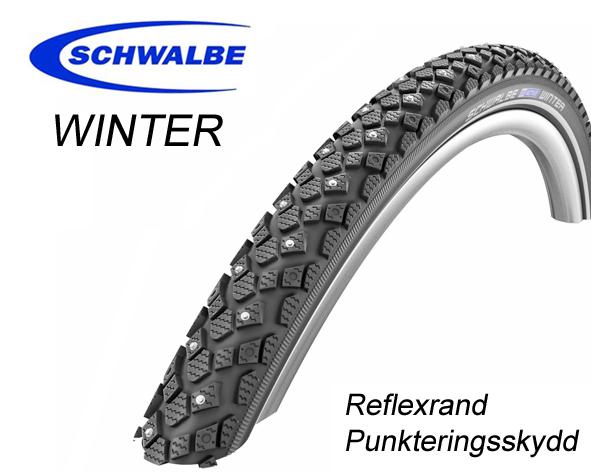 Dubbdäck Schwalbe Winter