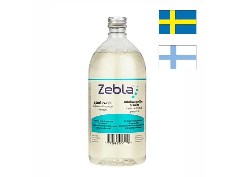 Zebla Tvättmedel 1000ml
