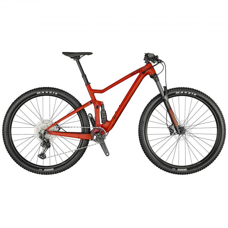Scott Spark 960 Röd 2021