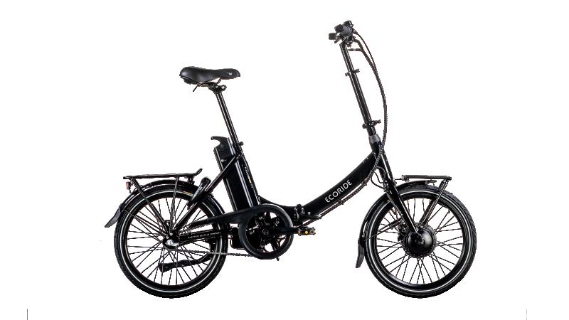 EcoRide Flexer AXS H3 2021 | Svart |