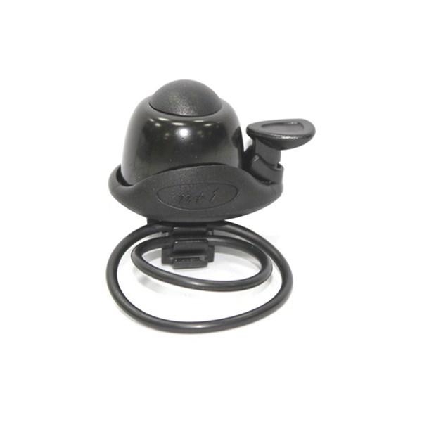 Ringklocka för oversize styren 31,8mm, Svart