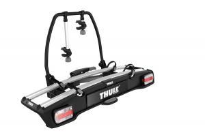 Cykelhållare Thule 918 Velo Space (2x30 kg) 7-pin silver/svart 2st cyklar