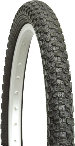 DÄCK 53-406 GRAVEL R SVART, REGULAR 20x1.95