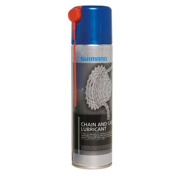 Chain & cable lube 200ml spray Smörjmedel för kedja och wire