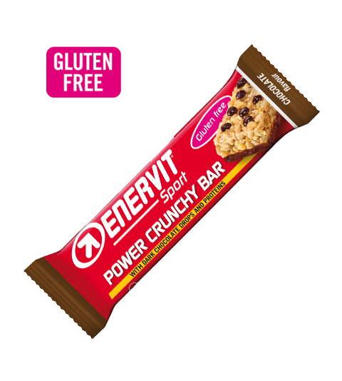 Enervit Power Crunchy Bar | Choklad |