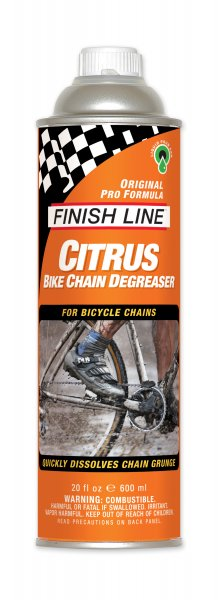 Finish Line Citrus Degreaser Bio Solvent