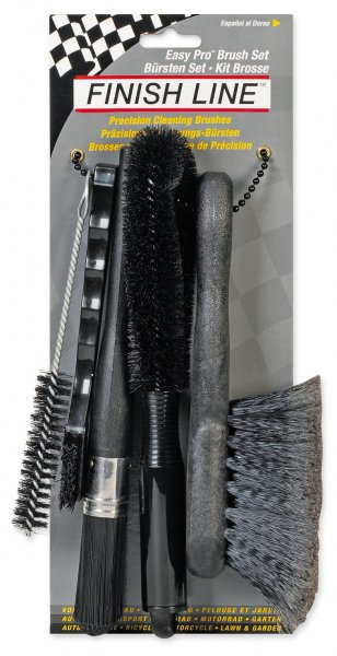 Finish Line Brush Set Easy Pro