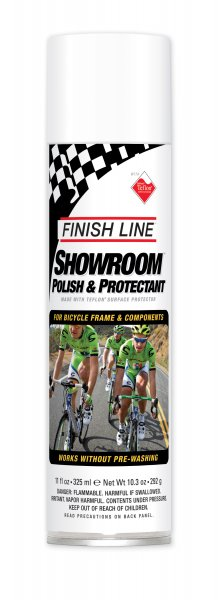 Finish Line Showroom Polish & Protectant 325ml