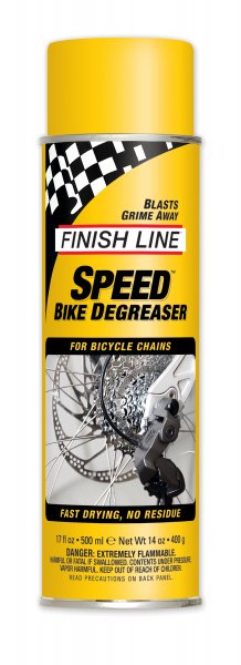 Finish Line Speed Bike Degreaser 500ml