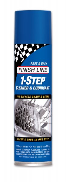 Finish Line 1-step Clean & Lube
