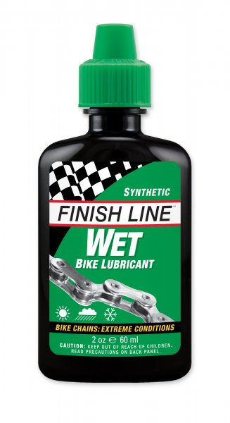 Finish Line Wet Lube Droppflaska