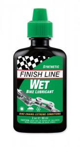 Finish Line Wet Lube Droppflaska