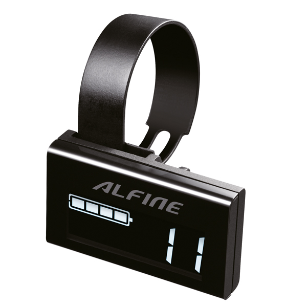 Informationsdisplay Alfine, 11/8-vxl