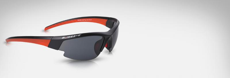 Swisseye Gardosa Evolution Black Matt/Red
