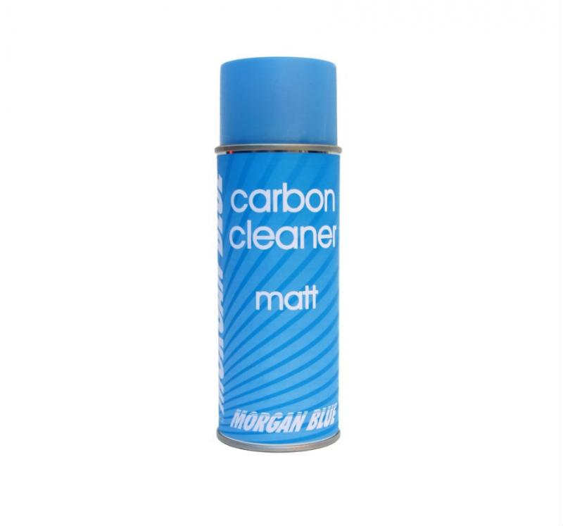 Morgan Blue Carbon Cleaner Matt Frame | 400ml |
